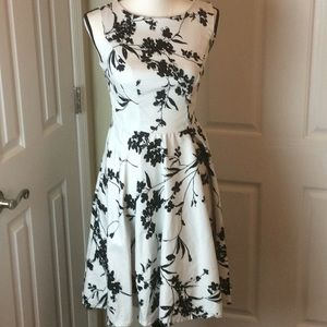 Grace Karin fit and flare dress
